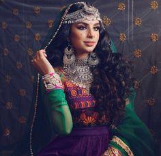#afghan #style #dress #jewelry