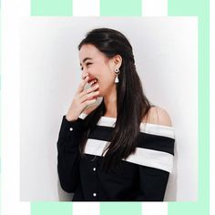 Indonesian Girls, Smile, Instagram, Fashion, Moda, Fashion Styles, Fashion Illustrations, Laughing