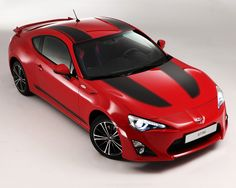 Toyota GT86 1st Edition!