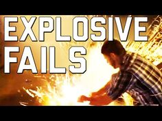 Ultimate Explosive Fails Compilation || FailArmy - YouTube