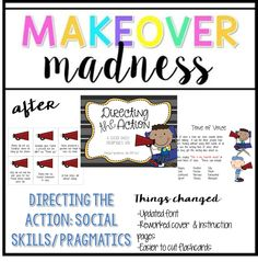 Makeover Madness: Directing the Action for Tone of Voice