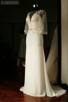 Colombine - LOOKBOOK – L'ARMIDE – Vestidos de Novia – Buenos Aires – Argentina