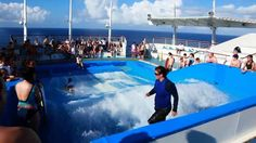 nice Royal Caribbean Cruise Getaway Shot with Canon EOS 5D Mark II and T1i