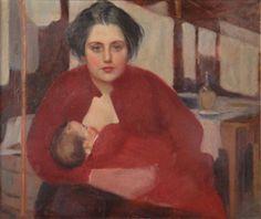 Domenico Baccarini, La Bitta che allatta