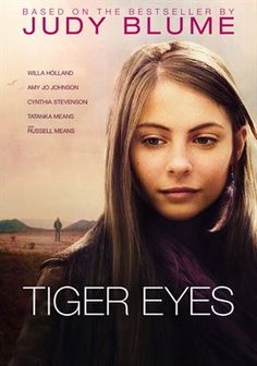 Tiger Eyes || Freestyle Digital Media || From iconic author Judy Blume, comes the story of a girl on a journey from heartbreak and confusion to life and love after tragedy. Set in the mountains and canyons of New Mexico, where Davey meets Wolf, a young Native American man with a secret.