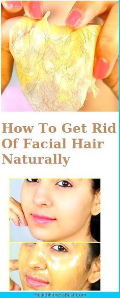 How To Get Rid Of Facial Hair Naturally-Every woman wants her face to look beaut. How To Get Rid Of Facial Hair Naturally-Every woman wants her face to look beautiful, soft and smoo Belleza Diy, Tips Belleza, Natural Beauty Tips, Natural Hair Styles, Beauty Secrets, Beauty Hacks, Beauty Products, Beauty Care, Hair Beauty