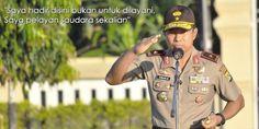 """Mantan Kapolda NTB """"Irjen Umar"""" Menanggapi Sikap Arogan istri Jenderal yang Main Tampar http://news.beritaislamterbaru.org/2017/07/mantan-kapolda-ntb-irjen-umar.html"""