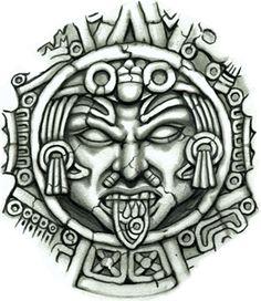 Aztec Sun Medallion                                                                                                                                                                                 More