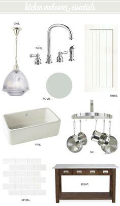 Elements of a Kitchen Makeover. Brunch at Saks
