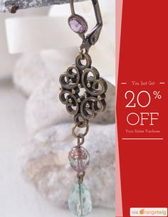 20% OFF on select products. Hurry, sale ending soon! Check out our discounted products now: https://orangetwig.com/shops/AAAkB9K/campaigns/AAB9Bz9?cb=2016001&sn=CeliaElizabethJewels&ch=pin&crid=AAB9Bw7