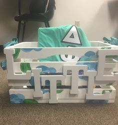 sorority crate
