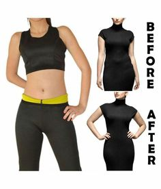 5fc0ff0c0137b ... Waist Hot Shaper Trimmer Weight Loss Slimming Body Belt Pant with Bra   fashion  clothing  shoes  accessories  womensclothing  intimatessleep (ebay  link)