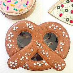 Patricia Chang- pretzel, pizza and doughnut bag