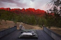 The 4 Day Flinders Ranges Long Weekender is a multi day bushwalking experience with a 'touch of luxury'. Spend your days immersed in one of Australia's great walks and discover ancient outback landscapes and abundant wildlife. At night sleep under the night sky on a deluxe swag with the greatest star show of your life! | See Something New