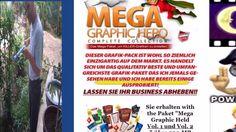 Mega Graphic Hero,Top-MEGA-Killer-Grafik-Paket ...
