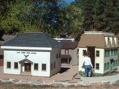 Tiny Town, Colorado http://tinytownrailroad.com/