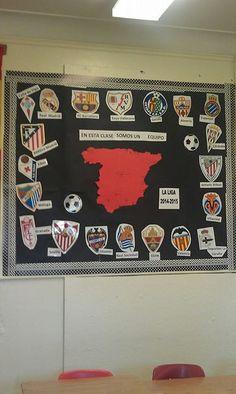 My bulletin board! 2014
