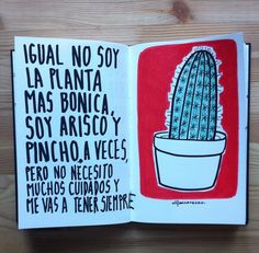 Fotos y videos de Adriana Prins ( Love Diary, Wreck This Journal, Love Book, True Quotes, Book Art, Texts, Inspirational Quotes, Letters, Feelings