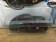 Hot Wheels - Porsche 356A Outlaw (Margus Walker)