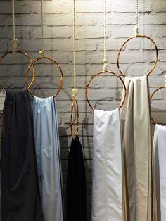 Handtuchhalter mal alles! Wir lieben dieses simple Design.                                                                                                                                                                                 Mehr