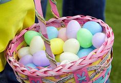 Really fun ways to shake up your Easter Egg Hunt this year! Perfect if you have older kids - gets them involved! Events To Celebrate