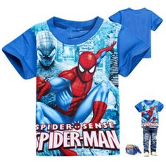 2016 New 3-8T summer children's tee fashion dinosaur style boys t-shirts character streetwear shorts for child boys