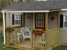 """Scrapbook Shed!  Forget the room... I want a SHED!  (with a porch)""  In my dreams but oh yeah!"