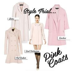 pink coats: fashion trend for winter 2013