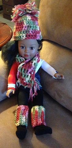 By Shanquelyn Doll clothes!