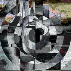 Composición abstracta! -Original ....