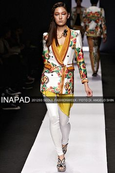 Seoul Fashion Week 2012