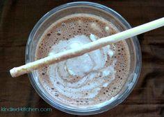 Chocolate Earl Grey Tea Freeze @Kindred-Kitchen // Nancy Granada