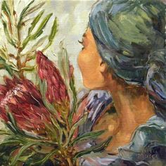 Aviva Maree Lentetyd South African Artists, Floral Drawing, Mary J, Art Gallery, Canvas, Drawings, Flowers, Nova, Passion