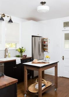 Mid Century Kitchen Remodel Wood Cabinets and Best Kitchen Remodel Ideas. 1970s Kitchen Remodel, Cheap Kitchen Remodel, Galley Kitchen Remodel, Kitchen Reno, Kitchen Ideas, Kitchen Inspiration, 1960s Kitchen, Ranch Kitchen, Long Kitchen