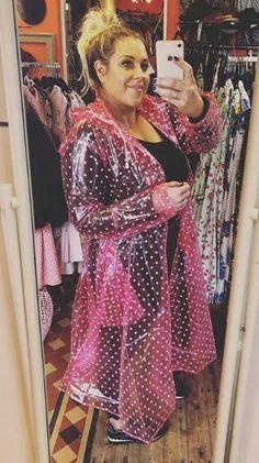 Raincoats For Women Seasons Code: 1452665543 Clear Raincoat, Girls Raincoat, Raincoat Jacket, Plastic Raincoat, Yellow Raincoat, Plastic Pants, Hooded Raincoat, Pink Plastic, Plastic Mac