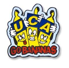 UCA Go Bananas Pin: I do love going bananas at camp so I think I need this pin! @Varsity Cheerleading & Dance Cheerleading & Dance Cheerleading & Dance #VarsityShop