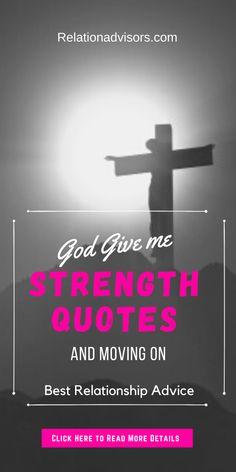Read God give me strength quotes. Also get lord please give me quotes about strength in English language. Give Me Strength Quotes, Prayers For Strength, Joy Of The Lord, Love The Lord, Woman Quotes, Me Quotes, Motivational Quotes, Best Relationship Advice, Successful Marriage
