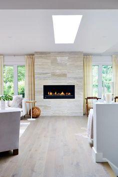 Modernes Kamin Design