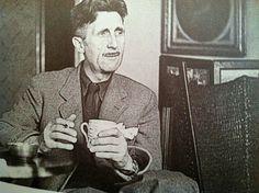 || George Orwell on Making the Perfect Cup of Tea || 3rglobalenterprises.com || #teainfuser #tea #teastrainer #teaset #hottea #losetea #teahandle #amazon #giftbox #perfectgift