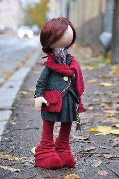 Авторская кукла Татьяны Александровой: NGA фото