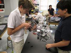 Robotics | McLean School