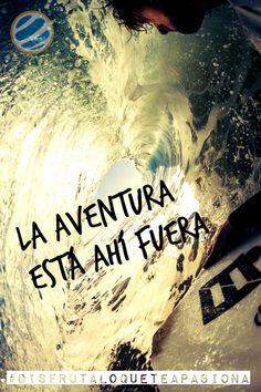 La aventura está ahí fuera #disfrutaloqueteapasiona  #Bodyboard