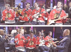Kaner looks about to shuffle