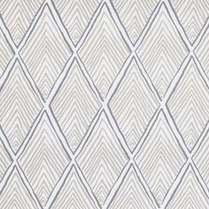 A neutral geometric fabric with a global feeling. Suitable for upholstery, drapery, curtains, roman blinds, cushions, pillows and other home decor accessories.Manufacturer:Robert AllenContent:100% CottonWidth: 56