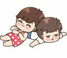 This love for you, send your love to your couple. Cute Chibi Couple, Love Cartoon Couple, Cute Love Cartoons, Cute Love Couple, Anime Love Couple, Cute Anime Couples, Anime Couples Hugging, Cute Love Pictures, Cute Cartoon Pictures