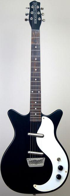 "My re-issue Danelectro '59 ""Short Horn"" at Ukulele Corner --- https://www.pinterest.com/lardyfatboy/"
