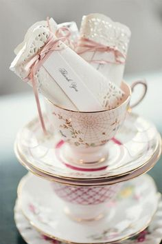 French Chic! Chocolate bars wrapped in doilies. wood be so cute for a tea party shower! - Her 'shey's