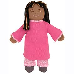 Earth Friends Malia Doll