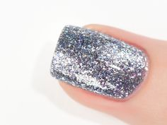Bulletproof Symphony Nail Polish - wowee look at that sparkle