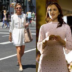 Olivia Palermo Dressing Like Blair Waldorf | POPSUGAR Fashion